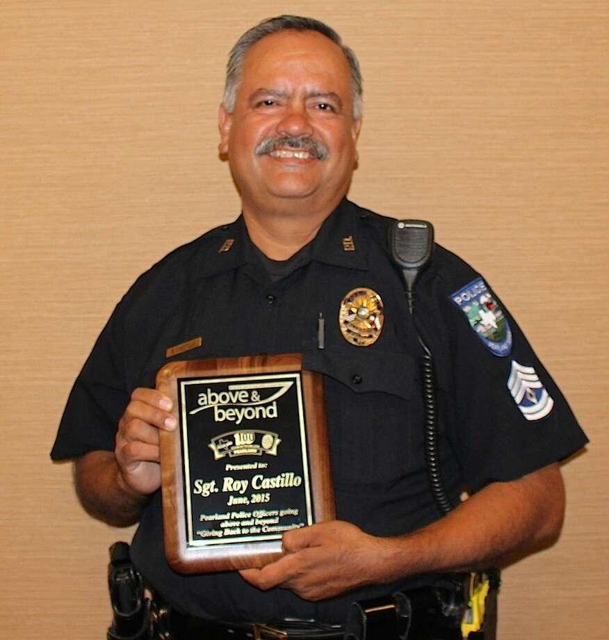 Sgt. Roy Castillo