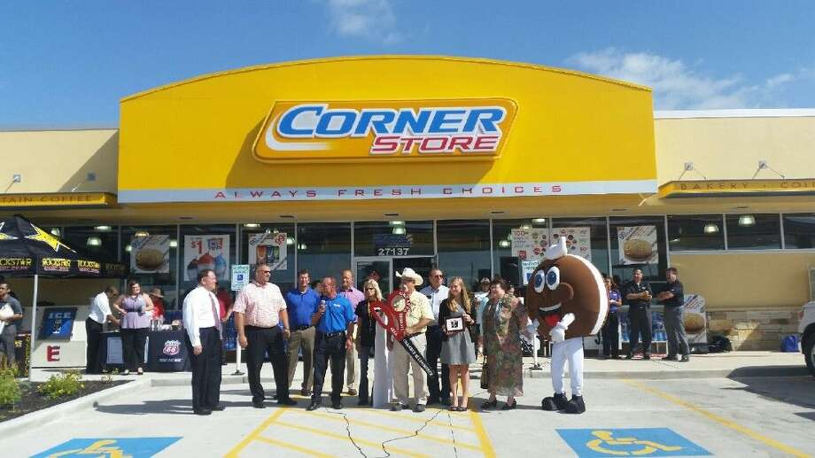A ribbon cutting was recently held for the new Corner Store at 27137 Tomball Parkway. Photo: Submitted