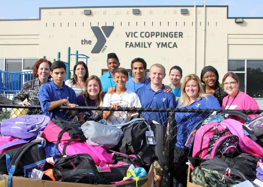 Now through Aug. 9 Coppinger YMCA invites the community to donate backpacks and school supplies for students who might otherwise start classes unprepared.