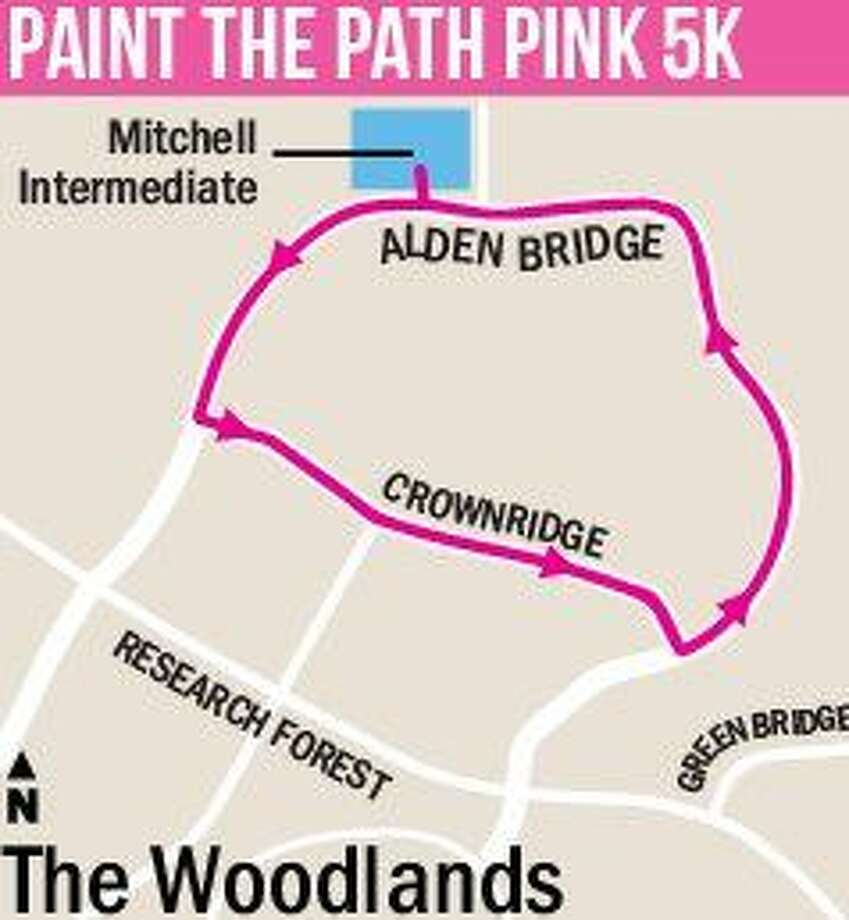 Time to 'Paint the Path Pink'