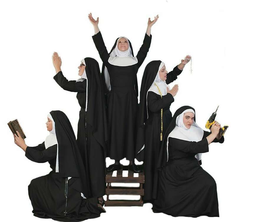 The Houston Family Arts Center will present Nunsense on Sept. 5-28 to open the 2014-15 season. Photo: Submitted