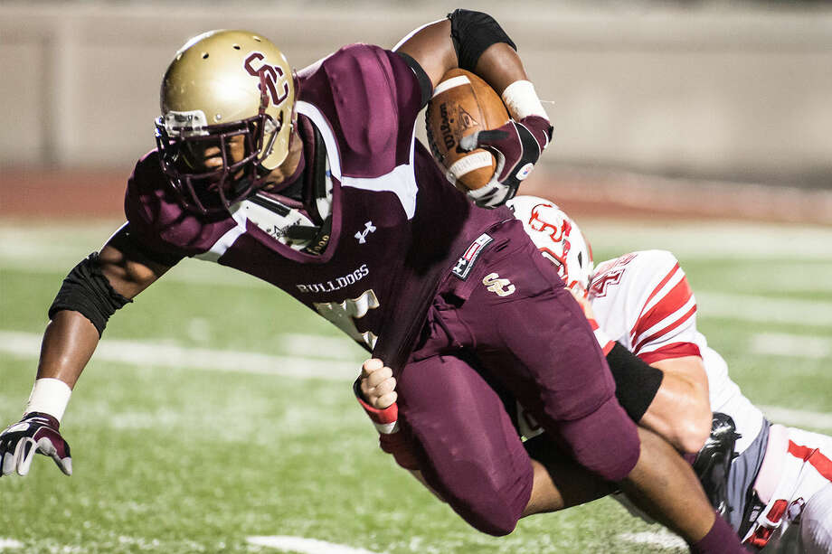 Summer Creek's De'unte Charman will be in the spotlight when the Bulldogs hit the field this fall.