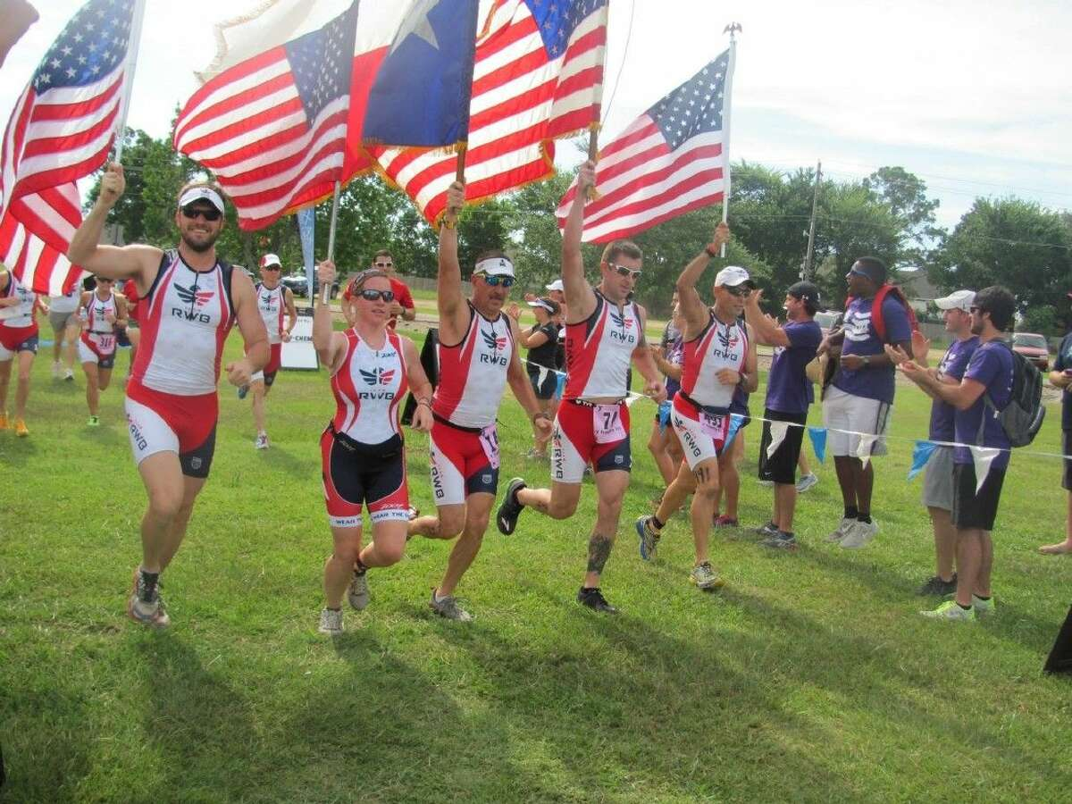 Rotary Club of Katy has announced Team RWB-Houston will be Grand Marshals of its 22nd Annual Katy Triathlon at Firethorne, marking its first time ever to have multiple marshals. Team RWB is a national nonprofit organization whose vision is to enrich the lives of America's veterans by connecting them to their community through physical and social activity. On race day Sunday, September 28, 7 - 10:30 a.m., Team RWB members will compete in the Triathlon, including doing the running leg twice to