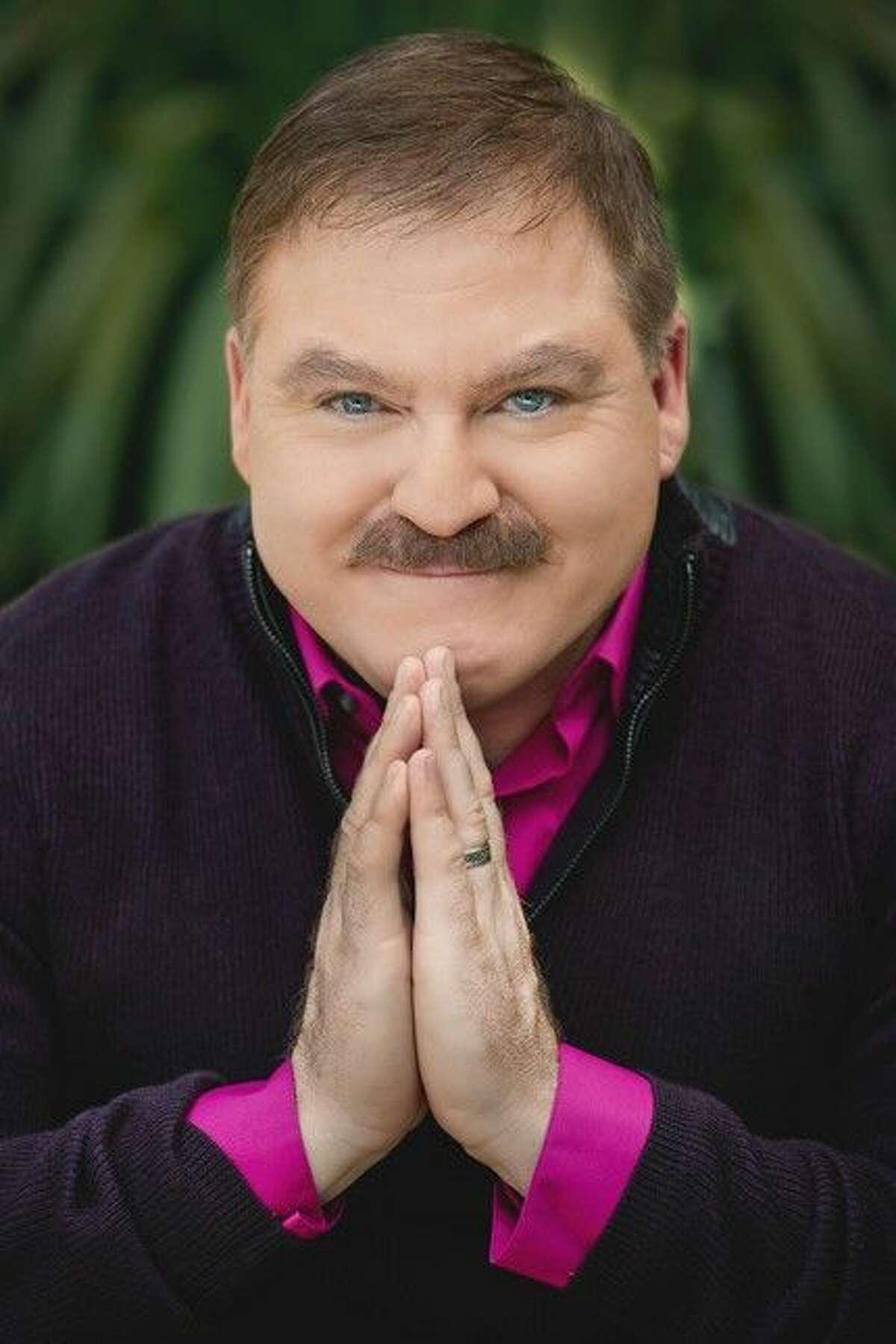 Spiritual medium James Van Praagh's