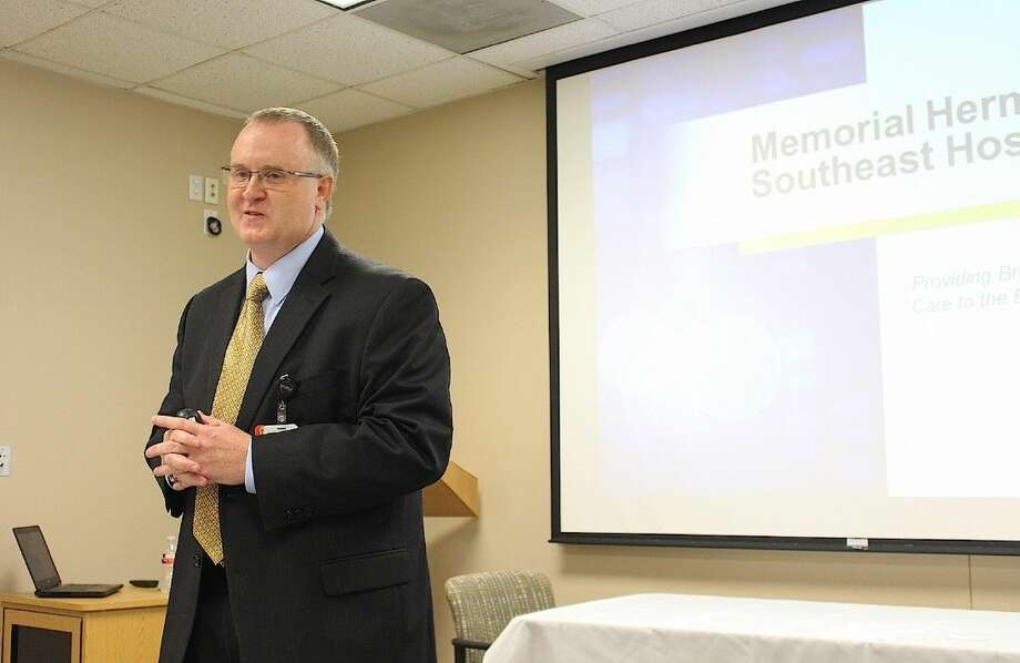 CEO highlights Memorial Hermann Southeast Hospital - Houston