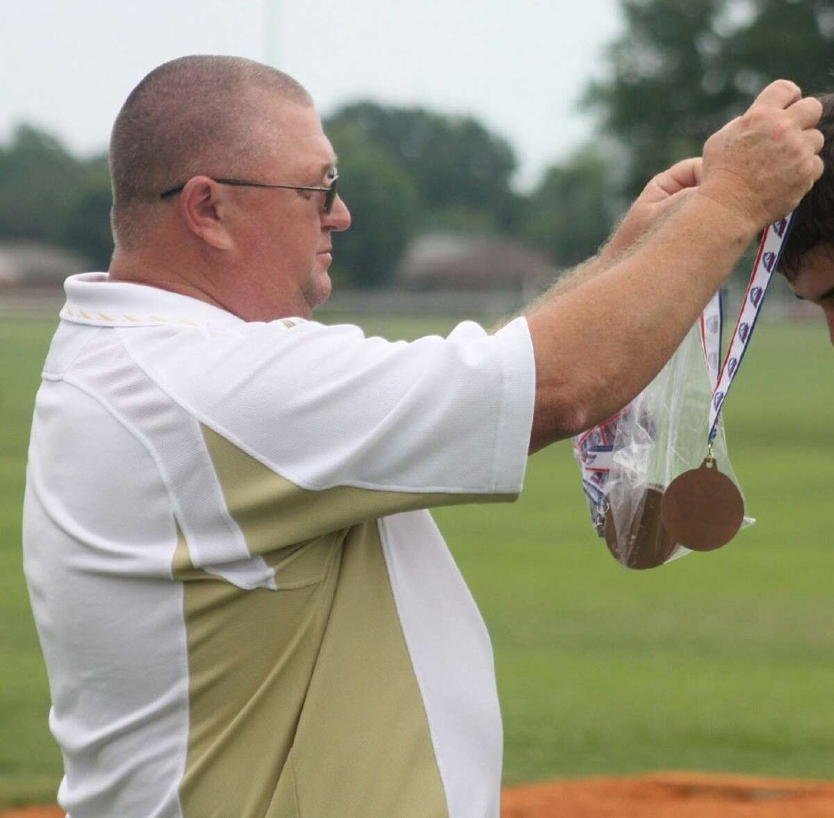 Pony Baseball official Billy Brooks will be back this week presenting South Zone tournament medals to teams and individuals just as he did last July. The important action gets under way Thursday night in Deer Park.