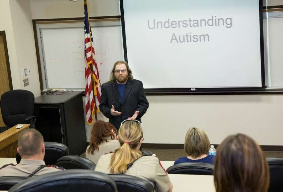 SubmittedFamilies, caregivers, educators, autistic individuals and professionals gathered on Aug. 23 and 24 on the San Diego State University campus for the first Love & Autism Conference to hear Paul Louden, local autism expert, discuss the potential for real personal connections for young adults on the autism spectrum.