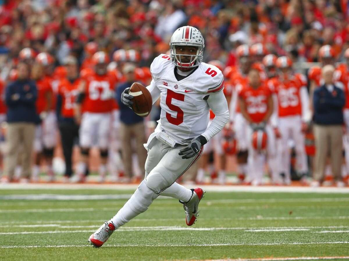 Ohio State quarterback Braxton Miller told SI.com on Thursday night that he plans to start the season in the H-back position and also hopes to return punts.