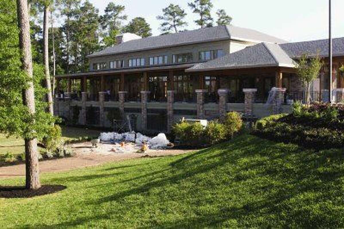 The Woodlands Country Club golf club has several renovations and improvements just in time for the club's annual hosting of the Insperity Invitational in May.