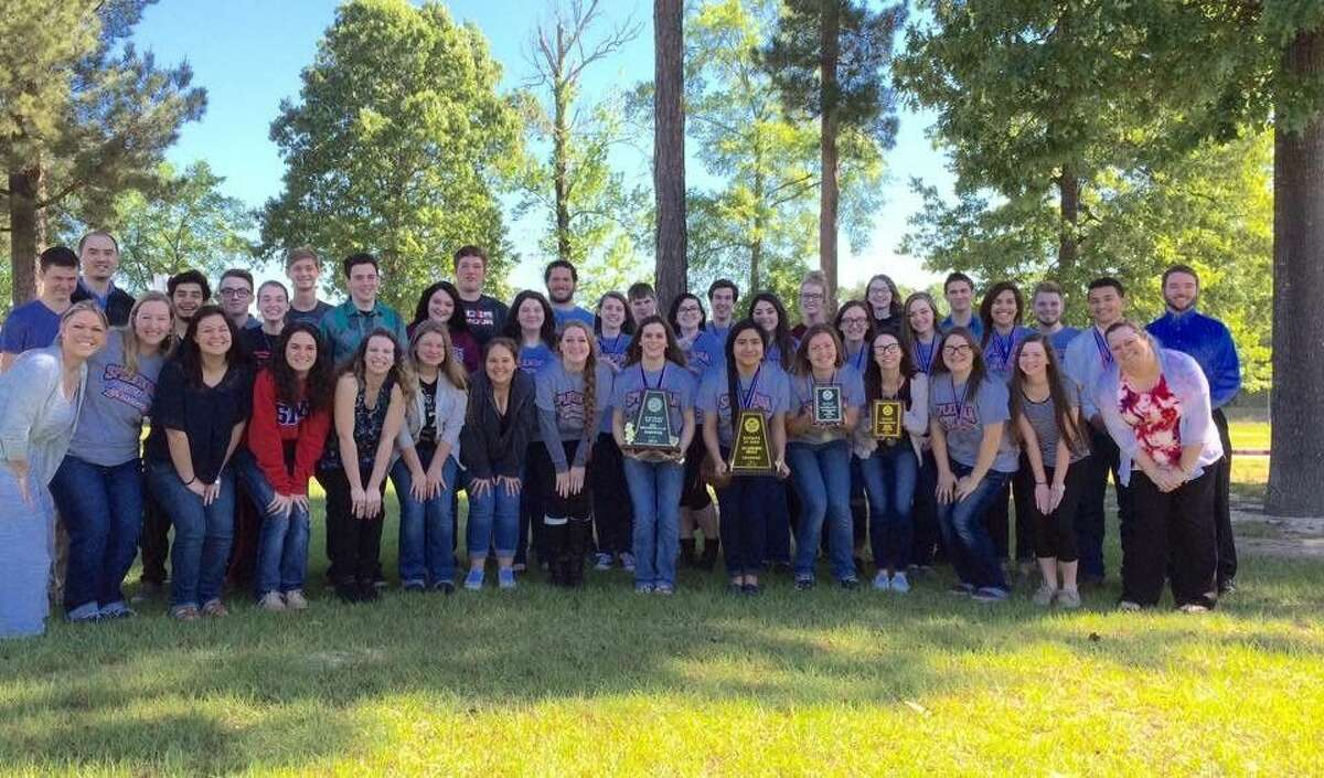 On April 2, 2016, Splendora High School competed in the UIL district meet and swept the whole competition.