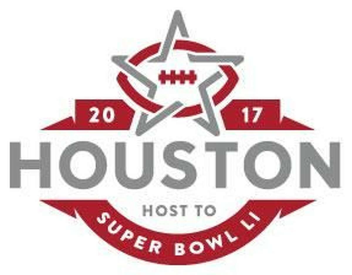 Houston Super Bowl LI Logo