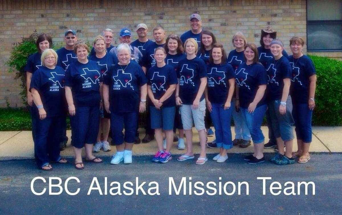 Twenty-one individuals ventured to Alaska for a mission trip, which was led by Rev. Carl Williamson of Calvary Baptist Church.