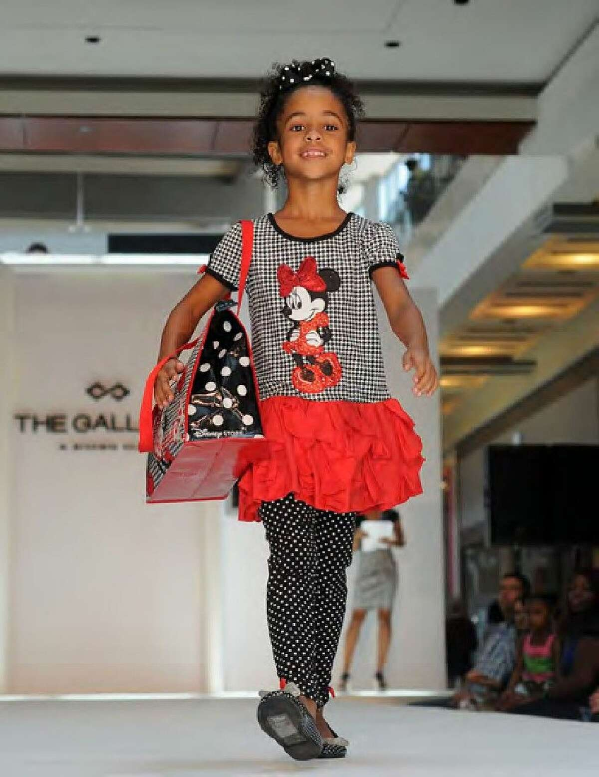 The Galleria will host their annual Back-to-School Bash and Fashion Show during Tax Free weekend on Saturday, August 8 from 12-2 p.m. Shoppers will enjoy family-friendly activities and a Fashion Show at 1 p.m. Sit back and relax as children, including pediatric cancer patients, and MD Anderson physicians highlight this season's popular trends on the runway.