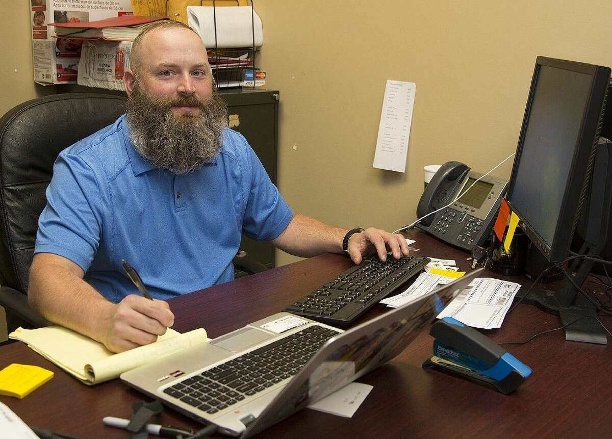 Dr. Todd Hayden is now in charge of the Montgomery County Animal Shelter.