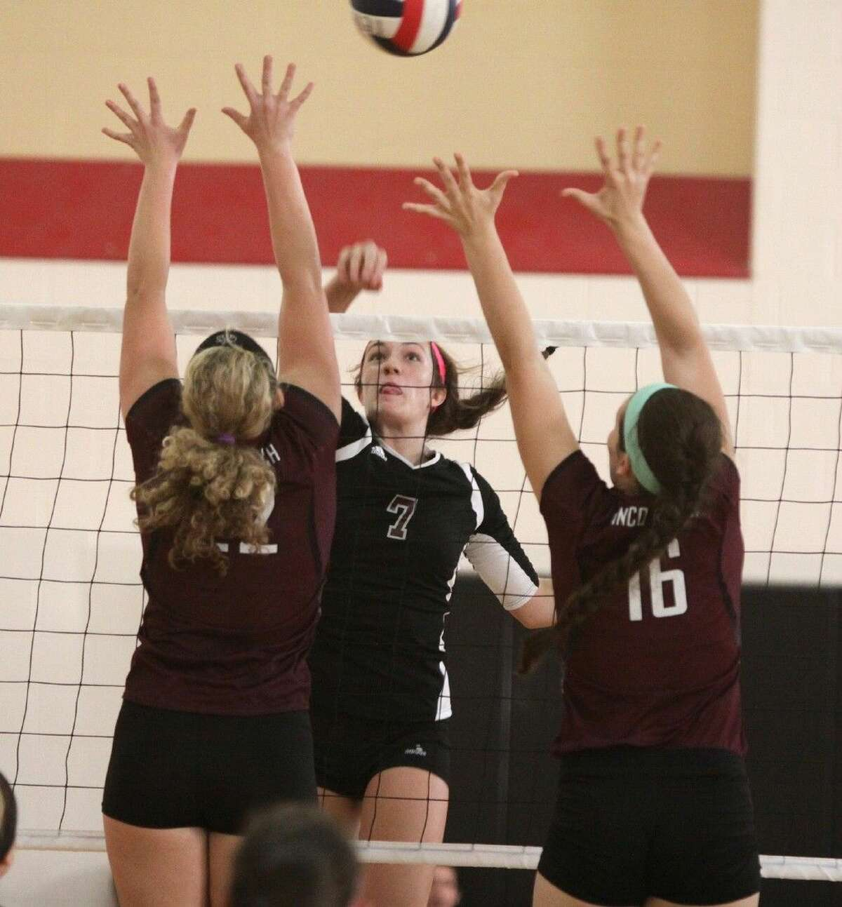 Pearland's Brooke Botkin was recently named to the 2014 TGCA all-state volleyball team.