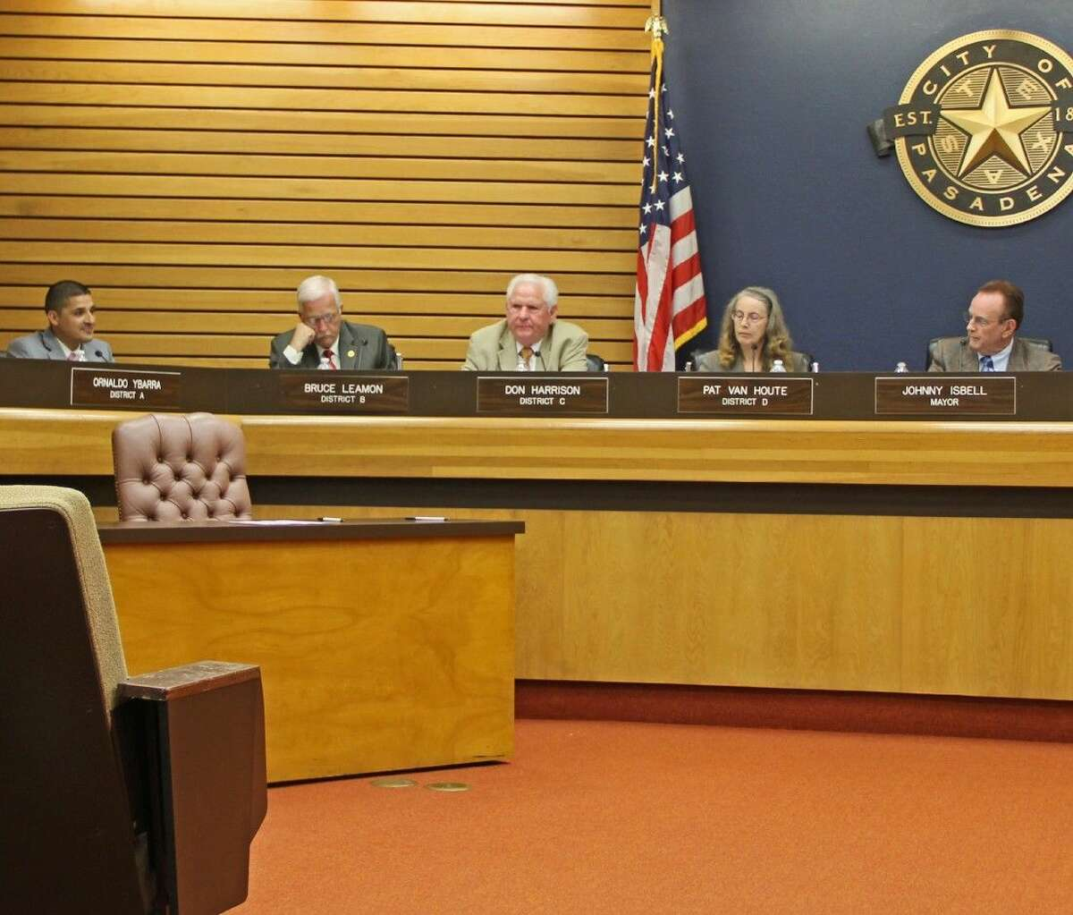 The Pasadena City Council recently hosted a public hearing to allow citizens a chance to comment on the proposed FY 2015 budget.