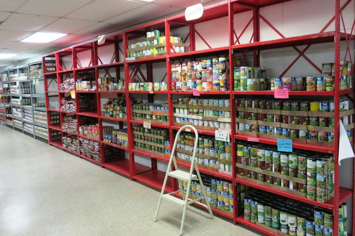 The Splendora ISD on-campus food pantry has been offering assistance to students and their families since opening in 2012.