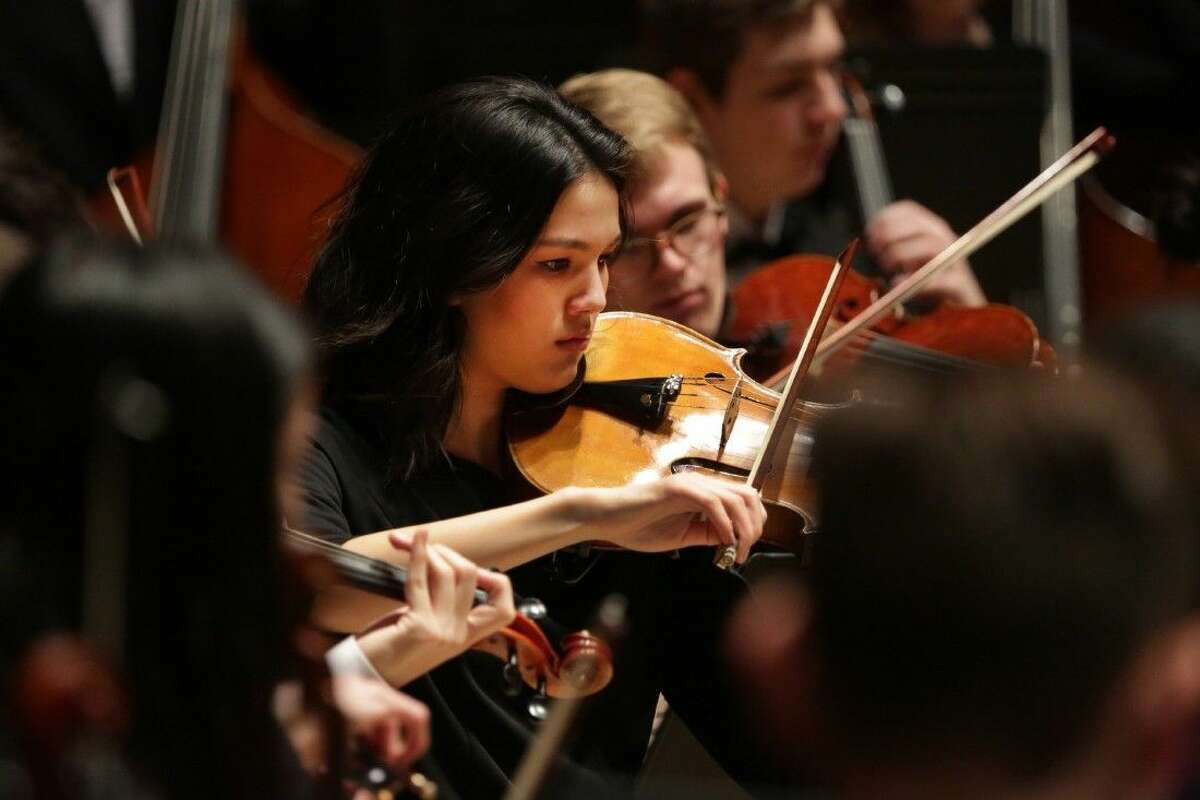 Three of Houston's most talented youth orchestras will participate in the Houston Symphony's third annual Youth Orchestra Festival with free performances of popular concert works on the Jones Hall stage starting at 3 p.m. April 9.