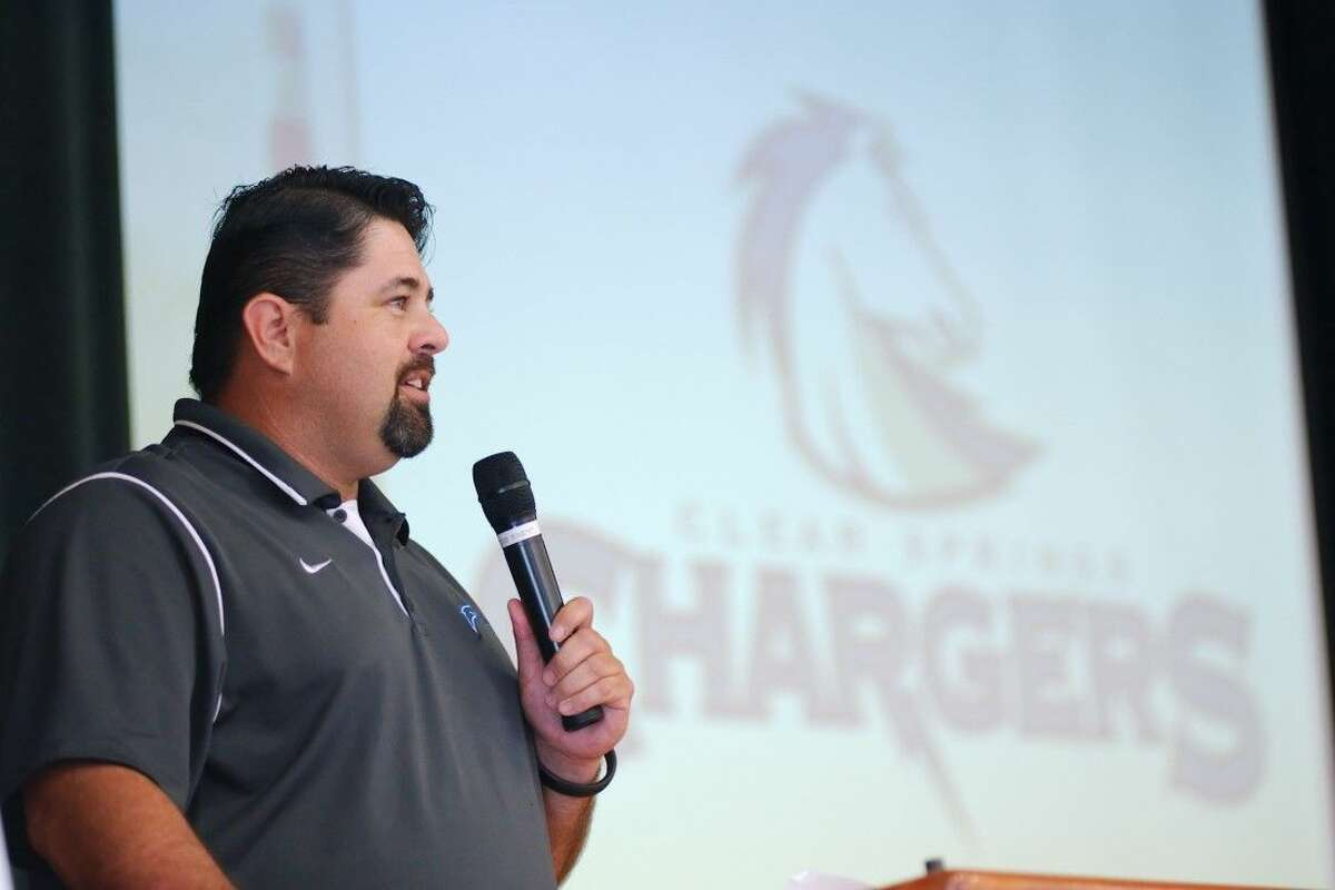 Clear Springs head football coach Frank Maldonado should have his Chargers contending for another playoff berth this season.