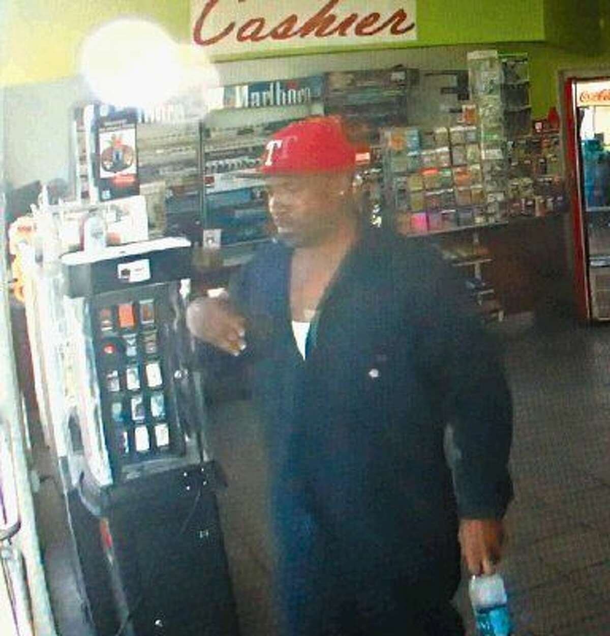 According to police, one of the suspects took cash from the register while the clerk was in a store room.