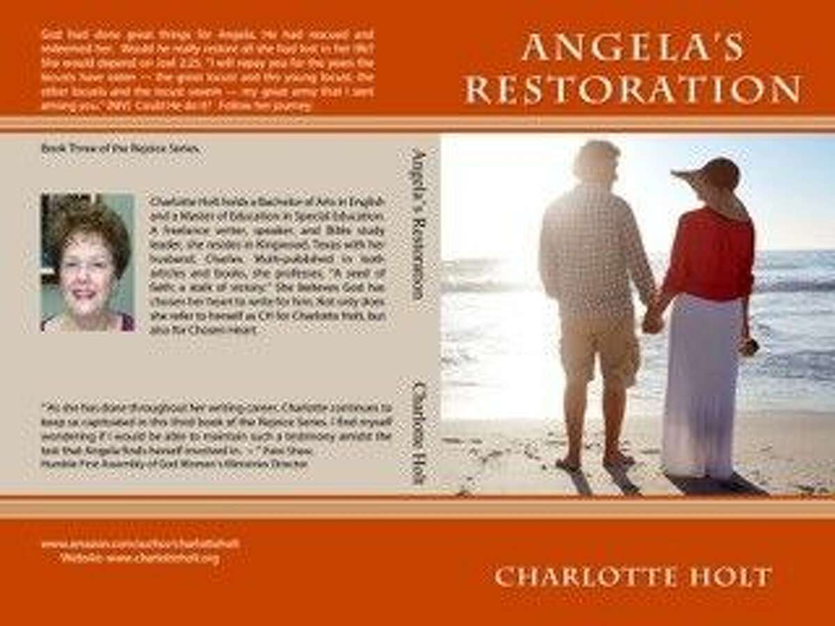 Charlotte Holt's last book was a daily devotional,