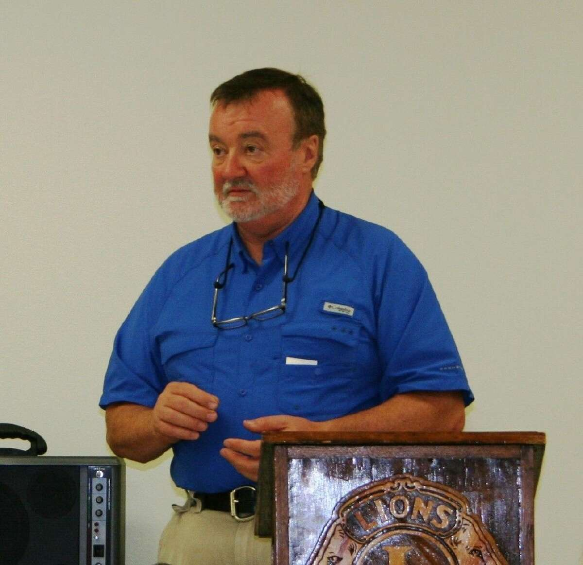 New City of Cleveland Director of Public Works Rod Hainey addressed the members of the Cleveland Lions Club on Tuesday, July 22, where he spoke on the current state of the city, as well as future developments.