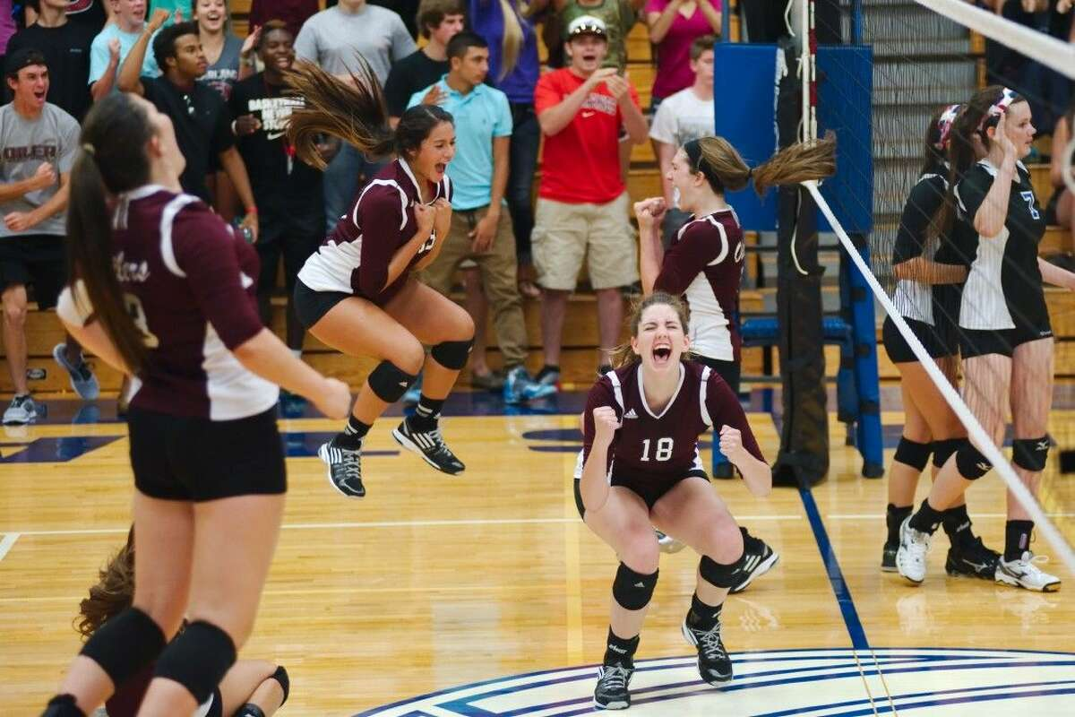 Pearland volleyball players hope to do a lot of celebrating this season.
