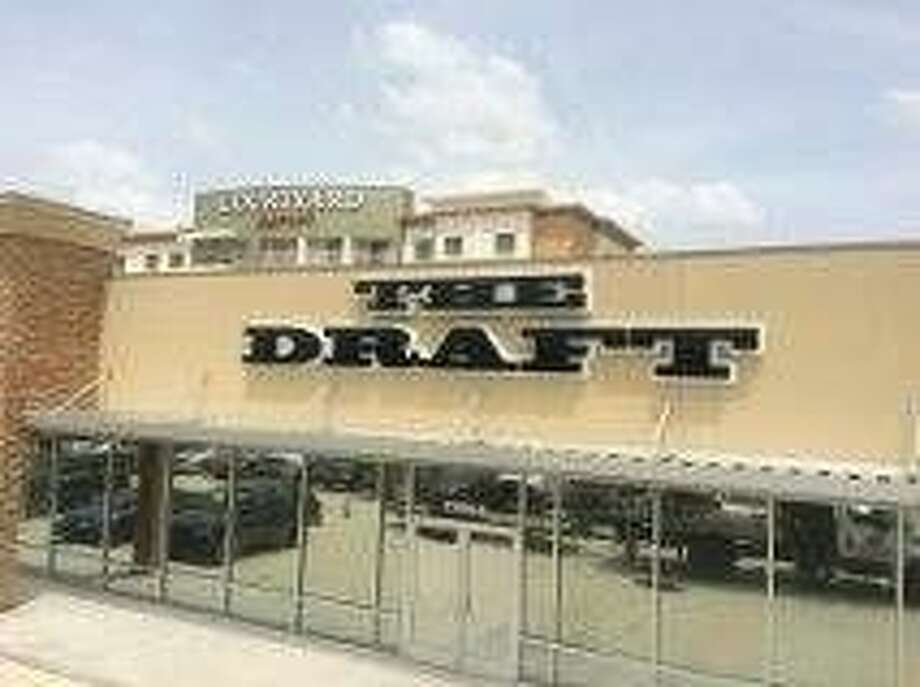 The Draft recently opened their doors for customers near the front of Kingwood at 23692 U.S. Highway 59.