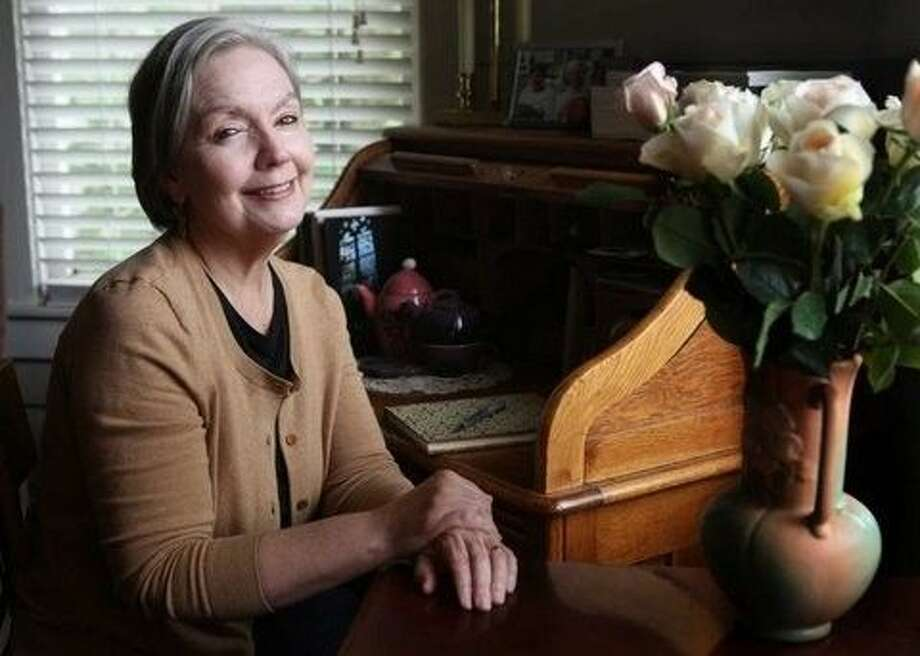 The city of Houston's Poet Laureate, Dr. Robin Davidson, will speak at the Houston Assembly of Delphian Chapters Distinguished Speaker Series Saturday, Apr. 23. Photo: Picasa