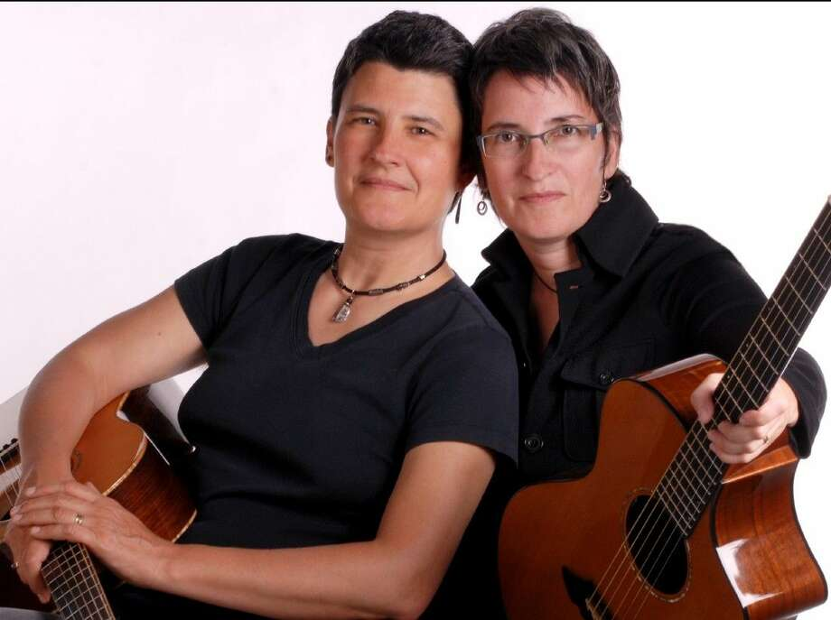 Millbend Coffeehouse presents Emma's Revolution, featuring Pat Humphries and Sandy Opatow, Sept. 13 at 7:30 p.m. at 1370 N. Millbend in The Woodlands.