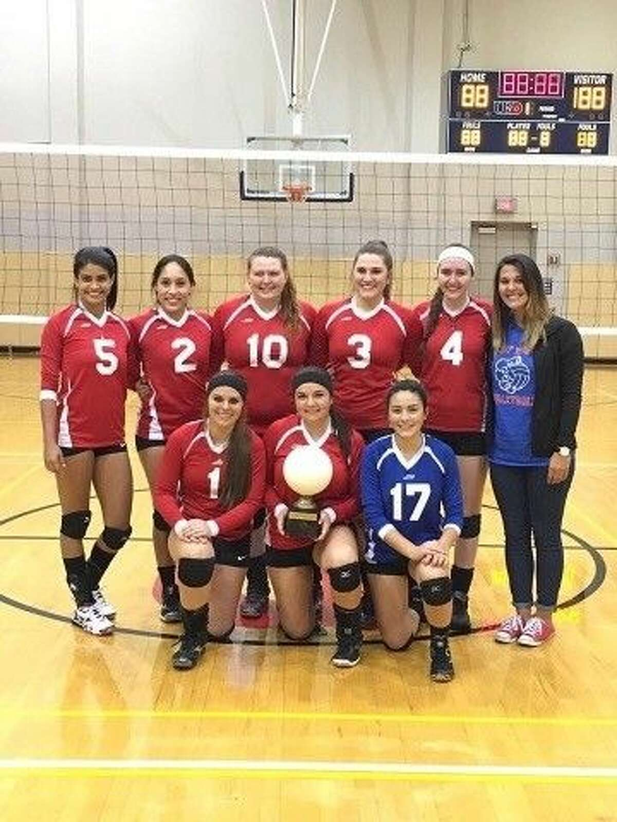 Lone Star College Tomball Lady Timberwolves Win Volleyball Championship