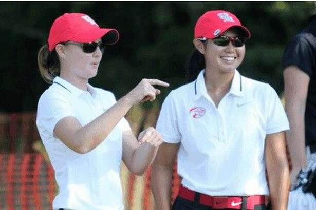 Sophomore-to-be Megan Thothong and Assistant Coach Lucy Nunn will tee off at the U.S. Women's Amateur Championship on Monday at Portland Country Club. The two Cougars are part of a 156-woman field.