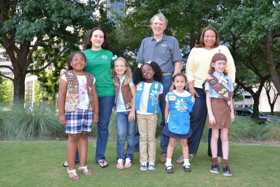 girl scouts of san jacinto council call made for new girl