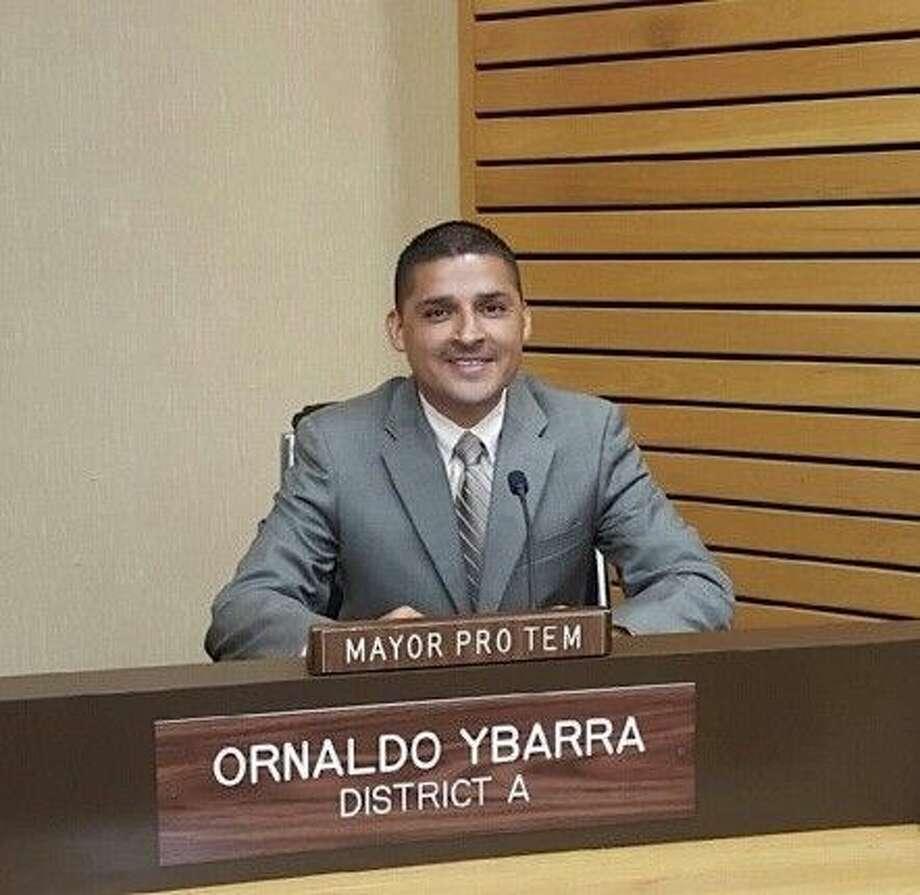 Ornaldo Ybarra was first elected to the Pasadena City Council in 2009.
