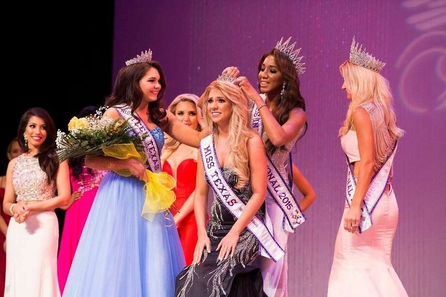 Humble resident Taylor Ashworth was recently named Miss Texas International April 10, 2016, at the Granville Arts Center in Dallas.