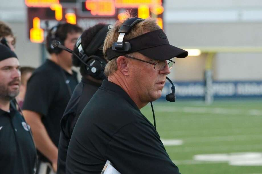Pearland head football coach Tony Heath is re-tooling his team for another hopeful playoff appearance. Photo: KIRK SIDES