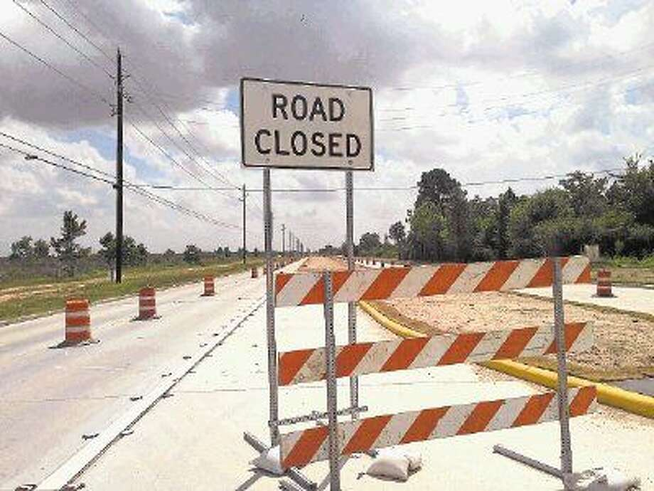 Harris County will put an $848 million bond proposal up for a vote on November 3. Should the bond pass, the lion's share of funds will go towards road improvement projects across all four precincts such as road expansions. Photo: Landan Kuhlmann