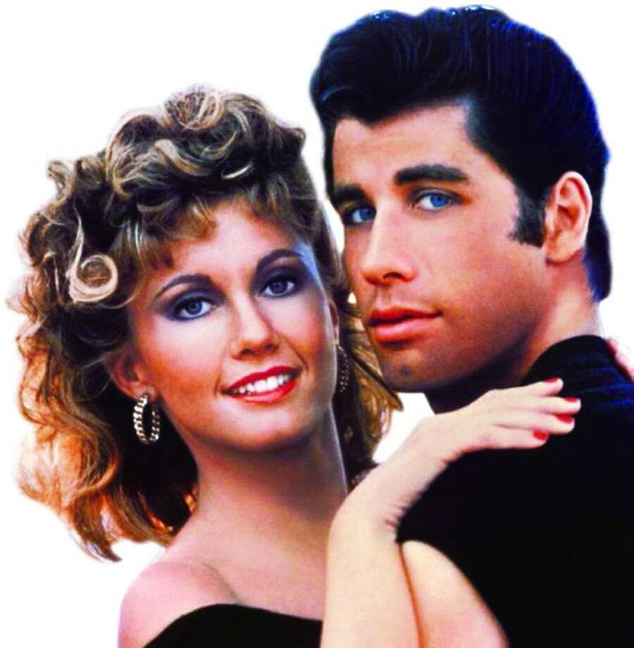 "Join Danny, Sandy and the gang for a ""Grease"" Sing-A-Long at the Cynthia Woods Mitchell Pavilion Saturday at 8 p.m."