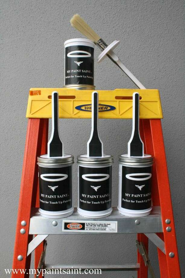 The Paint Saint promises to take the mess and dread out of DIY projects for home and businesses. Photo: SUBMITTED