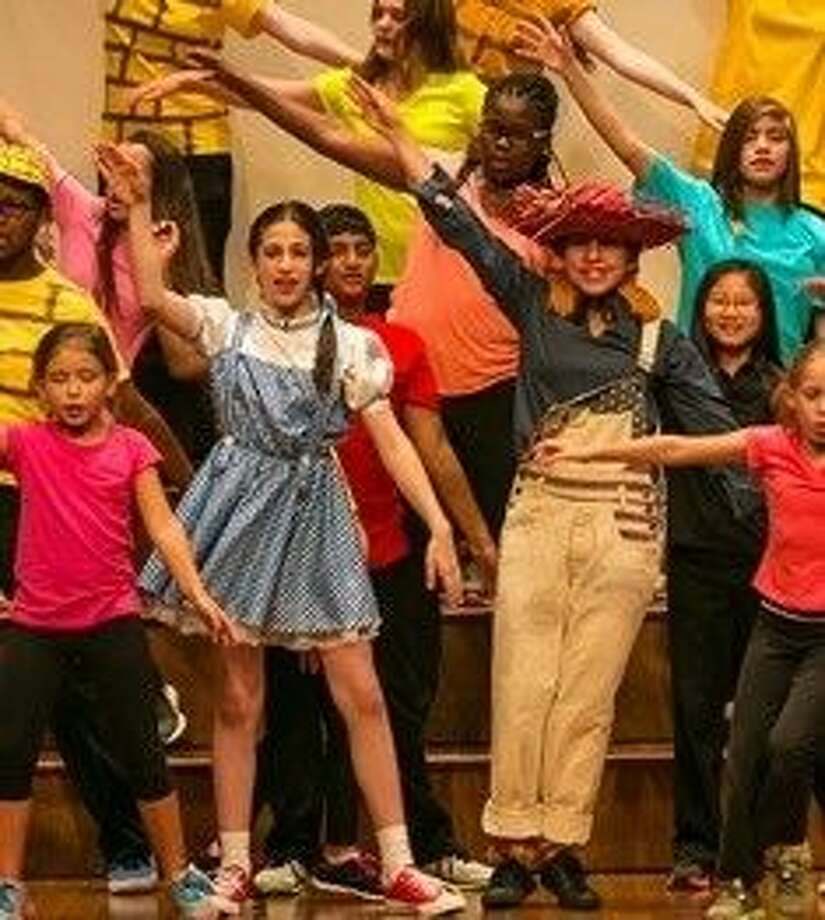 """Dorothy and Friends in """"The Wiz"""" at Summer Music Camp's Broadway Bound 2015 Photo: File Photo"""