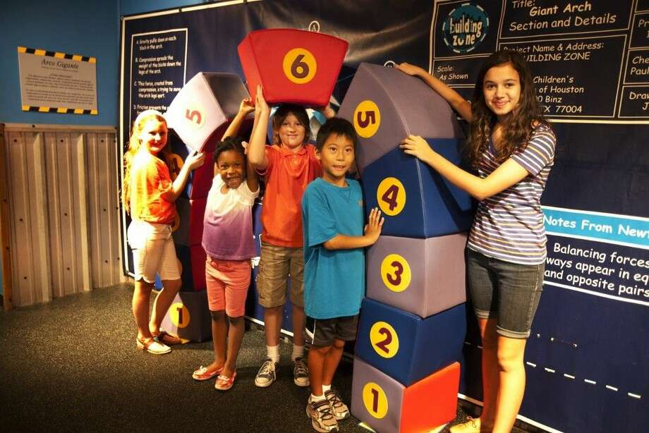 SubmittedNearly everything has math and no one can escape it. The Children's Museum of Houston invites everyone to embrace math by exploring how geometry can spark inspiration, imagination and inventiveness.