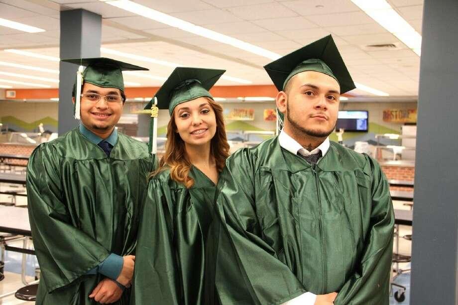 Summer graduates from Pasadena High School.