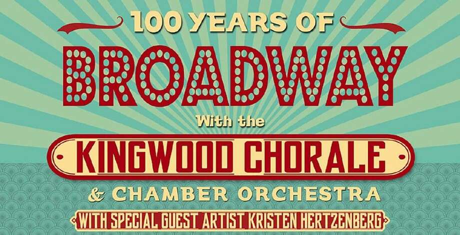 "The ""100 Years of Broadway"" Concert will be May 6-7 at 7:30 p.m."