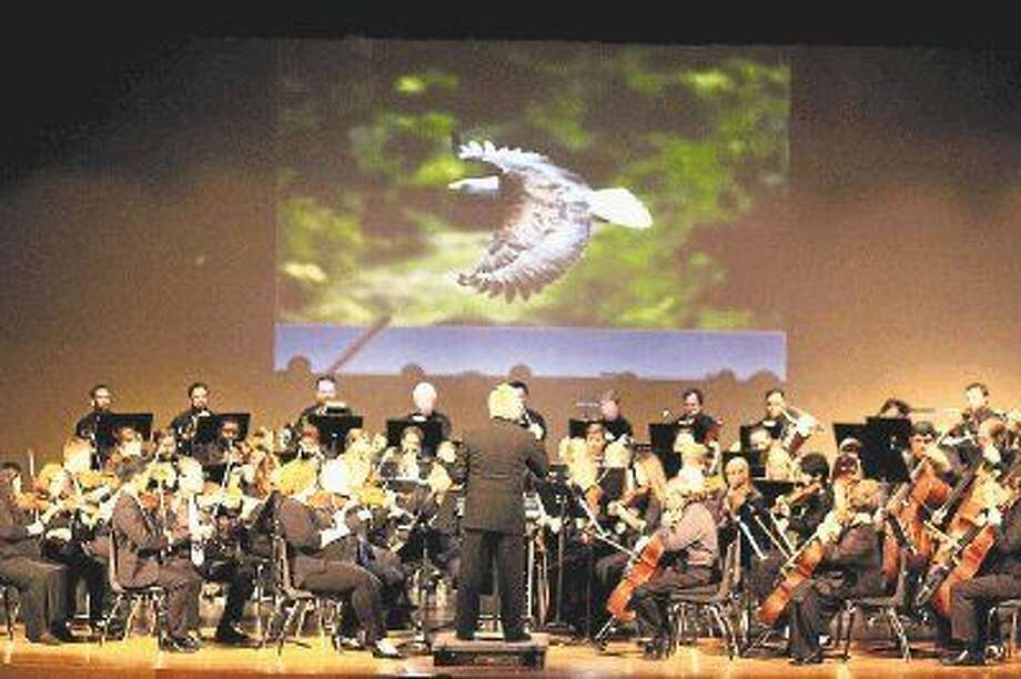 """Woodlands Symphony Orchestra and the new Woodlands Area Youth Symphony, comprised of high school students in The Woodlands, Oak Ridge, Magnolia and Klein, will present """"Firebird and Final Fantasy"""" May 1 at The Woodlands United Methodist Church. The event pairs Stravisky's """"Firebird Suite"""" with music from video games like """"The Legend of Zelda,"""" """"Halo"""" and """"Final Fantasy."""""""