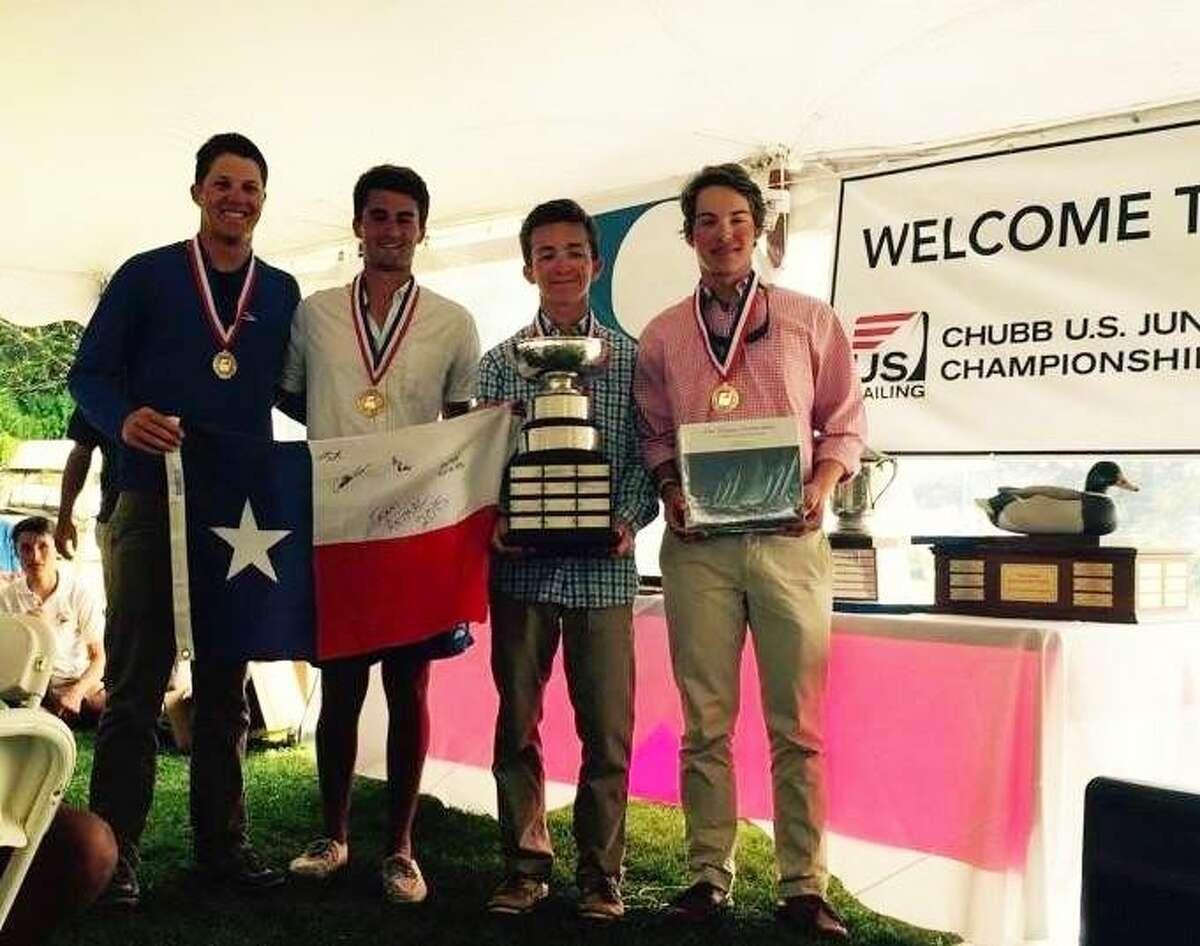 Sears Cup winners.
