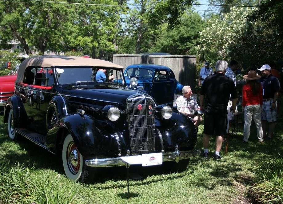 Keels & Wheels returns to Lakewood Yacht Club - Houston Chronicle