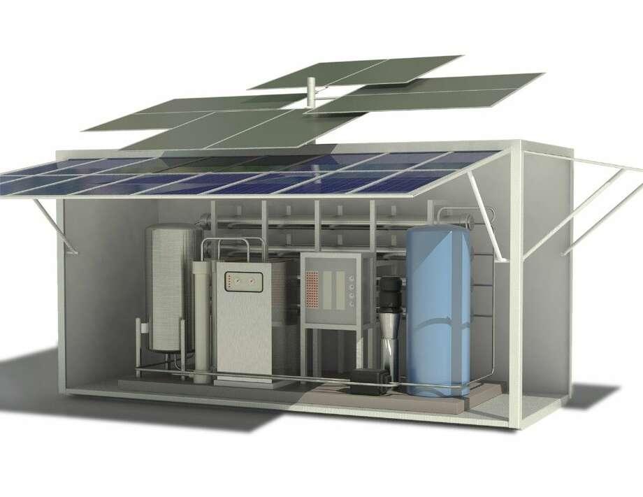 NEWT will develop modular, off-grid water-treatment technology.