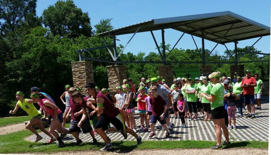 The TRMC 5k Run the Woods will step off in Unity Park, Saturday, April 30. The run along with challenges including planks, push-ups, burpees and agility ladder is doable for all ages. No mud, no water, just fun. Contact, Brent Frenchak at (832) 275-8240 or go by Magnolia Fitness Center at 405 Heflin St. to register before the event. For Paypal registration visit, cityofmagnolia.com. Event day registration opens at 8:15 a.m. at Williams Pavilion in the park. Photo: Submitted