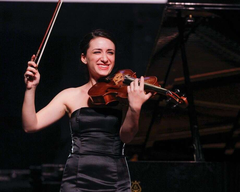 Courtesy photoAllyson Goodman, winner of the 2013 YTA Grand Prize, and Gold Medal Strings Division was just chosen as principal violist with the Kennedy Center Opera House Orchestra.
