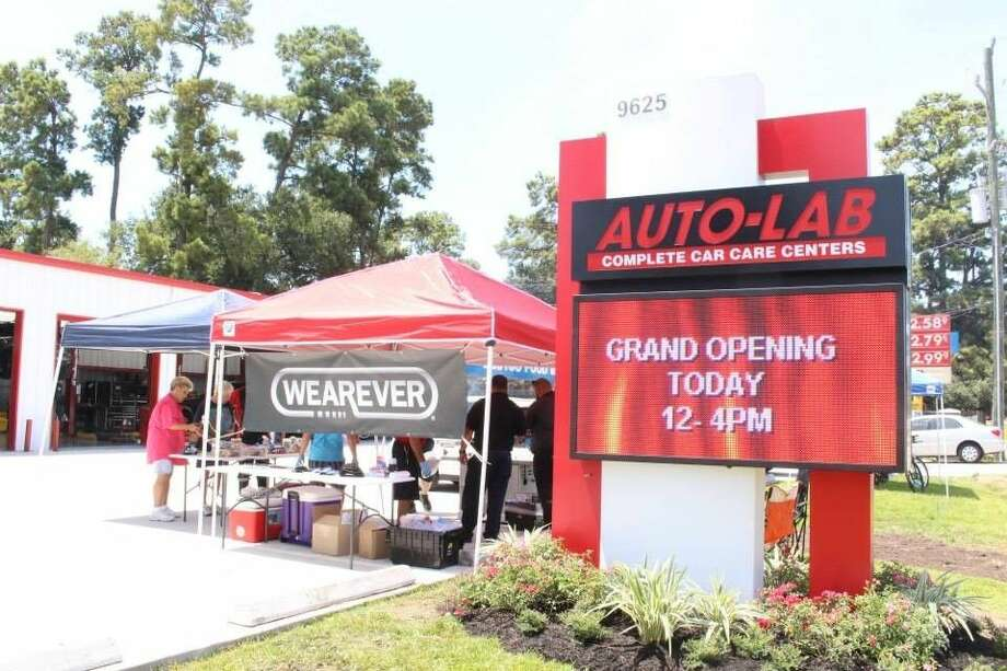 The new Auto-Lab Gleannloch Farms is located at 9626 Spring Cypress Road. Photo: Auto-Lab Gleannloch Farms